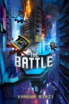 The Battle by Karuna Riazi book cover