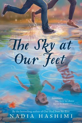 The Sky At Our Feet by Nadia Hashimi book cover