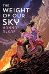 The Weight Of Our Sky by Hanna Alkaf book cover