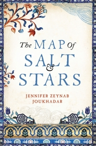 the map of salt and stars uk