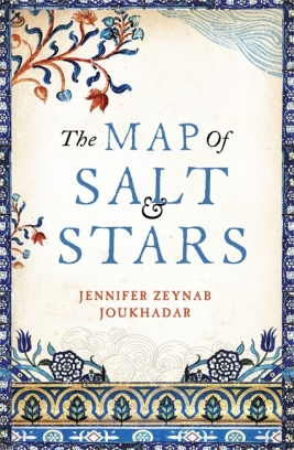 The Map Of Salt And Stars by Zeyn Joukhadar UK book cover