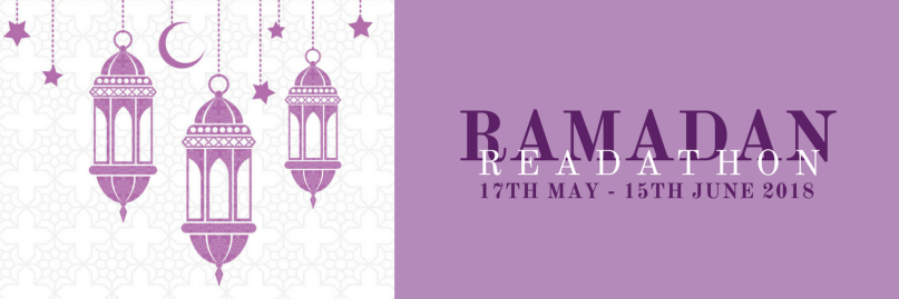 Ramadan Readathon 2018 header