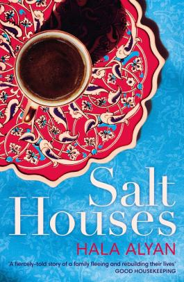 Salt Houses by Hala Alyan book cover