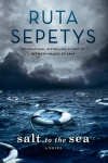 Salt To The Sea by Rupa Sepetys book cover