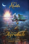 Far From Agrabah by Aisha Saeed book cover