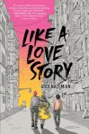 Like A Love Story by Abdi Nazemian book cover