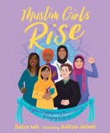 Muslim Girls Rise by Saira Mir book cover