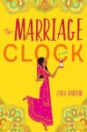 The Marriage Clock by Zara Raheem book cover
