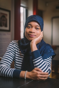 Jamilah Thompkins-Bigelow author photo