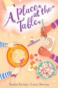 a-place-at-the-table-saadia-faruqi-laura-shovan-cover