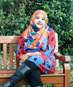 Adiba Jaigirdar author photo