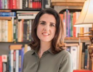 Huda Al-Marashi author photo