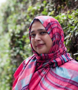 Saadia Faruqi author photo